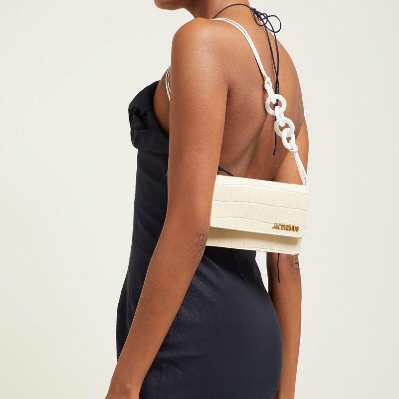 Alligator Women Bag Ladies Hand Bags Womans Bags Brand Designers 2018 Womens Bags Handbags PU Shoulder