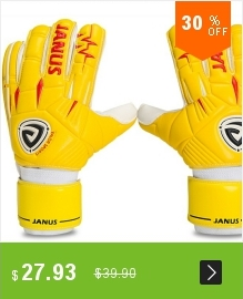 Janus adulto criança profissional futebol goleiro dedo