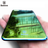 Baseus Gradient Mirror Case For iPhone 6 6s Cases Ultra Thin Hard PC Plastic Case For iPhone 6 6 s Plus Phone Cover Coque