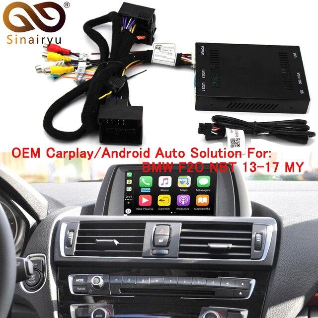 Sinairyu Aftermarket Oem Apple Carplay Android Auto F20 Solution