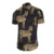 Alisister medusa camisa harajuku mistura de cores dos homens de luxo camisas de impressão retro camisa masculina tops camisas xxxl marca clothing