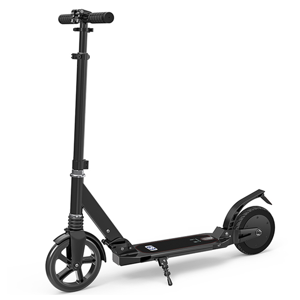 Tough Aluminum Alloy 2600mAh Folding Electric Scooter With Dual 8 Inch Tire 2 Wheel Lightweight Electric Kick Scooter EU Plug scooter kick maxi page 8