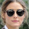 Classic Fashion Designer Men Women Sunglasses Pilot Shades Female Glasses Oculos De Sol Coating Fashion European Style