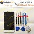 Letv Le 1 Pro Pantalla LCD + Touch Display + Herramientas LCD de Alta Calidad pantalla Para Le Letv Pro X800 2560X1440 Smartphone de 5.5 pulgadas 2 K