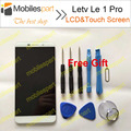 Letv Le 1 Pro Tela LCD + Touch Display + Ferramentas 100% LCD Original tela Para Letv Le Um Pro X800 2560X1440 Smartphone de 5.5 polegadas 2 K