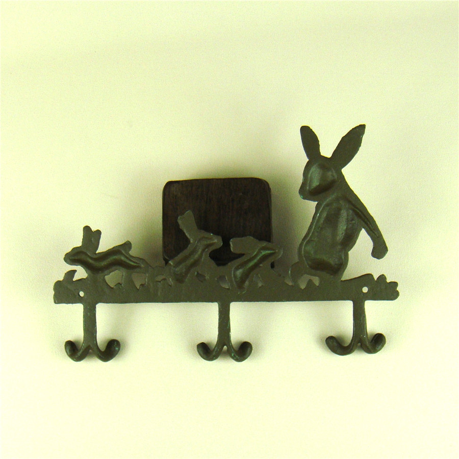 Enchanting Decorative Metal Wall Hooks Image - Wall Art Collections ...