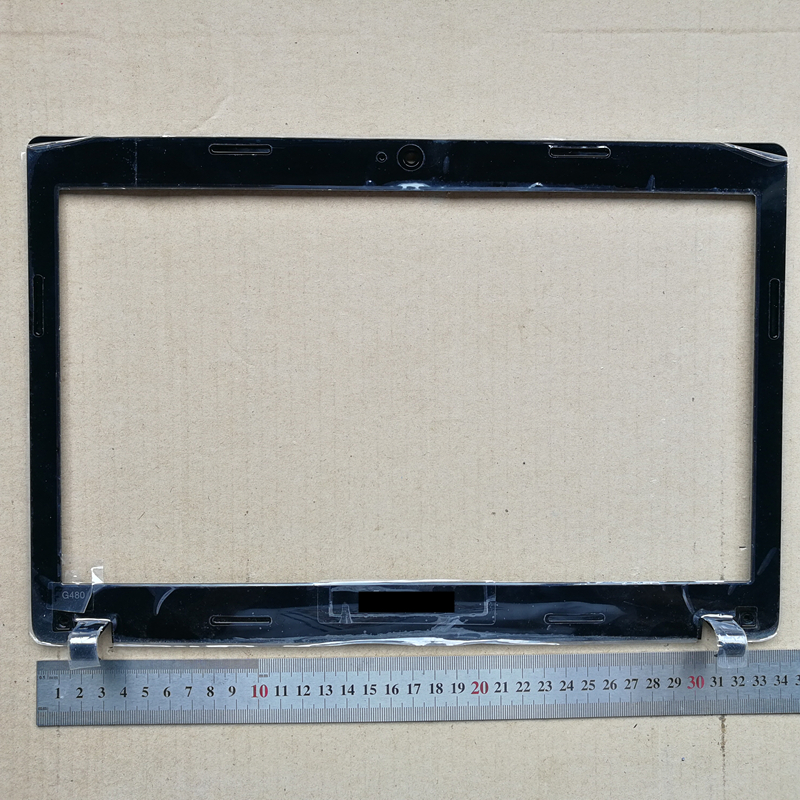 New laptop lcd front bezel cover screen frame for <font><b>lenovo</b></font> <font><b>G480</b></font> G485 AP0N1000I00 image
