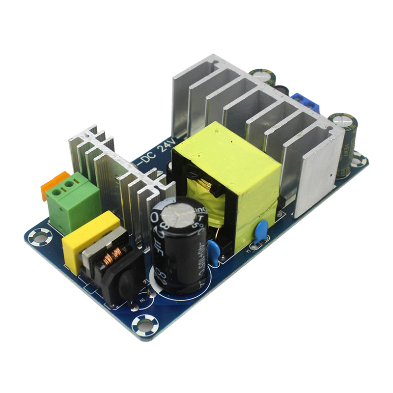 4A To 6A 24V Stable High Power Switching Power Supply Electronic Circuit Boards AC DC Power Module Transformer 24v switching power supply board 4a 6a power supply module bare board