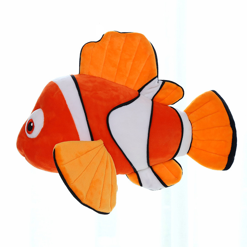 1pc 23cm Finding Nemo Dory Movie Cute Clown Fish Plush Toys Stuffed Animal Dory Plush Doll Kids Lovely Gift 2 Colors стоимость