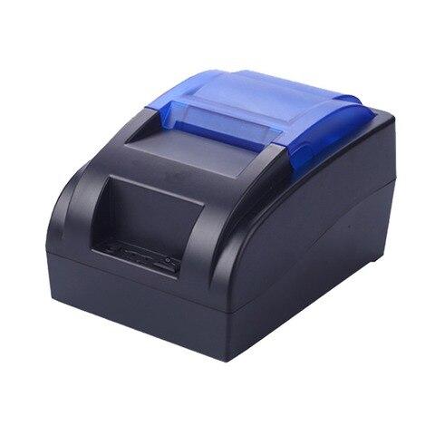 pos 58mm win10 suporte embutido no fornecimento de energia porta usb impressora de recibos termica