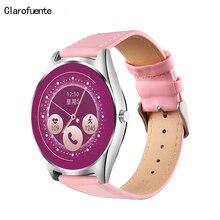 Fashion Smart watch Women Wireless Bluetooth Phone Call Fitness Heart Rate Blood Pressure Sports Pedometer has Whatsapp Facebook
