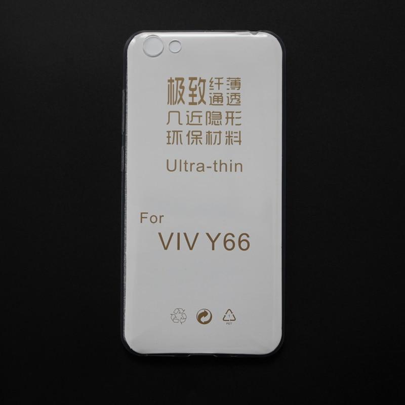 10 PCS Ultra Thin Slim Cover Clear Soft TPU Case For BBK VIVO Y66 Y67 Y13T Y13L X SHOT X3L X5L X5 MAX Pro