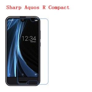 2-Pack 9H nano super explosion-proof screen For SHARP AQUOS S3 Mini,Serie SHL25,Ever04G, R Compact,04F,M02,SHV36,01G 02G,402SH,