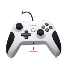 Onetomax USB Wired Controller Gamepad For Microsoft Xbox one Controller Gamepad Joystick for PC WIN 7 8 10 XP Controle Joystick