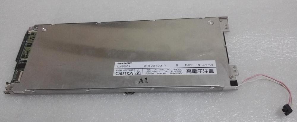 Lm8m64 nouveau panneau LCD 8.1 pouces 640*240 d'origine pour et industriel