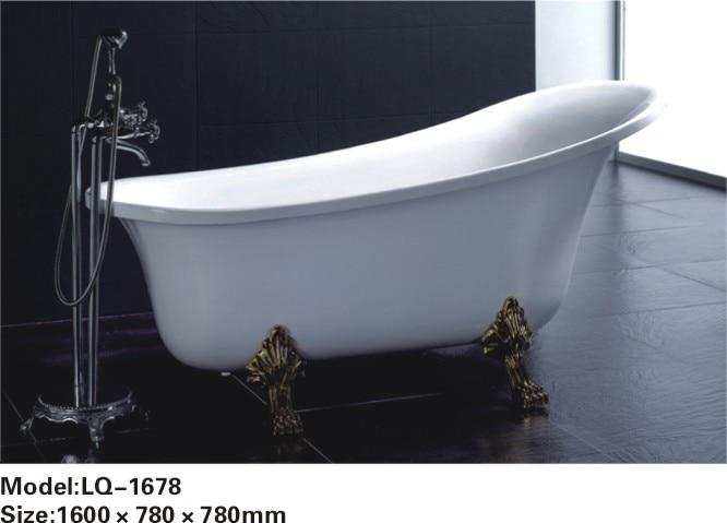 arcylic bathtubs, cheap freestanding bathtub 0262 lq 1678 on