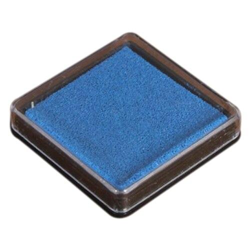 Affordable Inkpad Stamp Pad For Wedding Letter Document Light Blue