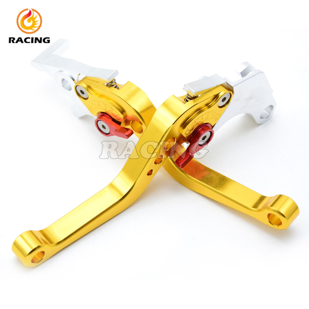 Hot selling CNC Aluminum Motorcycle Folding Adjustable Brake Clutch Levers For Honda GROM MSX125 MSX 125 2013 2014 2015 13 14 15 billet alu folding adjustable brake clutch levers for motoguzzi griso 850 breva 1100 norge 1200 06 2013 07 08 1200 sport stelvio