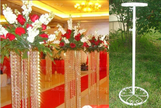 09 15M Wedding Metal Road Lead Frame T Stage Prop Decoration Flower Stand On Aliexpress