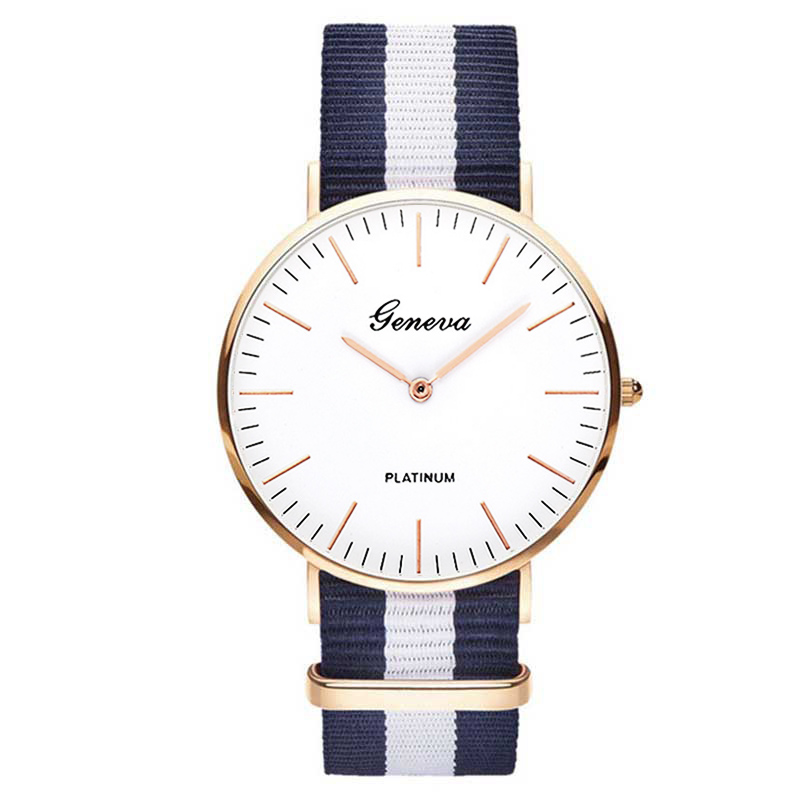 Hot Sale Nylon strap Style Quartz Women Watch Top Brand Watches Fashion Casual Fashion Wrist Watch RelojesHot Sale Nylon strap Style Quartz Women Watch Top Brand Watches Fashion Casual Fashion Wrist Watch Relojes