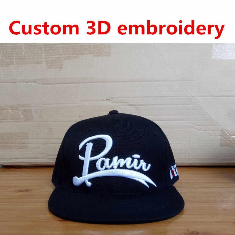 498e0507 ... Wholesale Baseball caps Design Snapback Embroidery Print Your Logo  Small order hip-hop Dancers Team
