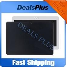 Замена Новый ЖК-Дисплей С Сенсорным Экраном Ассамблеи Для Samsung Galaxy Tab 2 10.1 P5100 P5110 P5113 Черный Белый Бесплатная Доставка