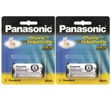 2 uds. 830mAh 2,4 V HHR-P105 de batería inalámbrico para el hogar para panasonic teléfono inalámbrico tipo 31