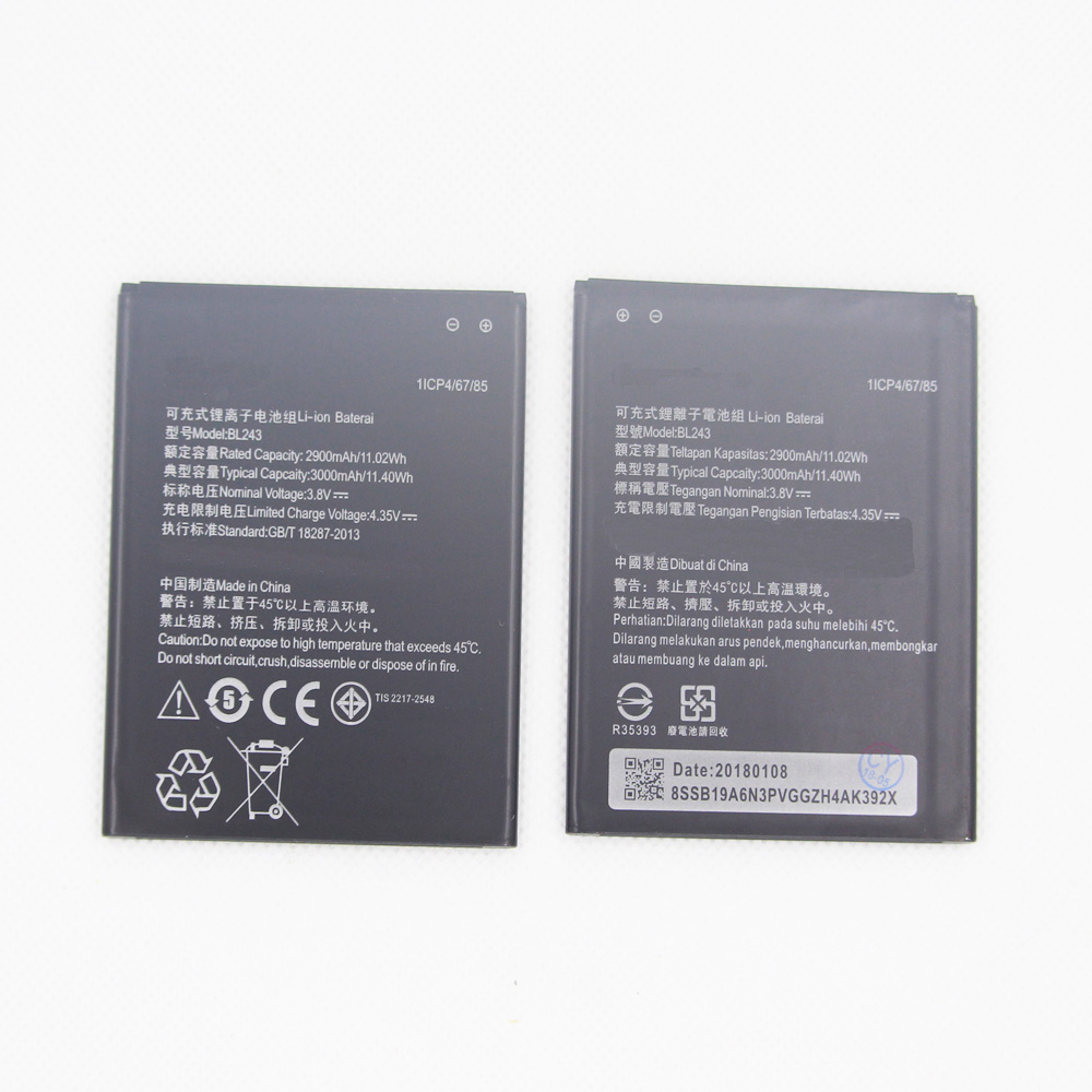 Battery Elephone G7 2650mAh Replacement Batterie Bateria sent From Europe