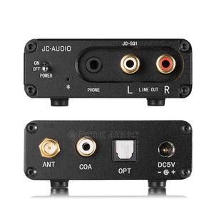 Image 3 - Nobsound HiFi CSR8670 Bluetooth 5.0 Audio Receiver DAC Digital to Analog Converter OPT COAX APT X Mini Headphone Amp