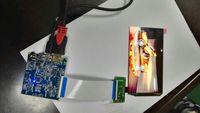 DIY AMOLED 1080p 5.5 inch AUO Self luminous LCD HDMI to MIPI Display