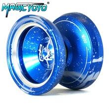 MAGICYOYO yoyo professional yo-yo M002 metal alloy Aluminum yoyo ball classic toy yoyos for gift