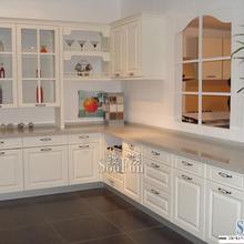 ПВХ/винил кухонный шкаф(LH-PV002