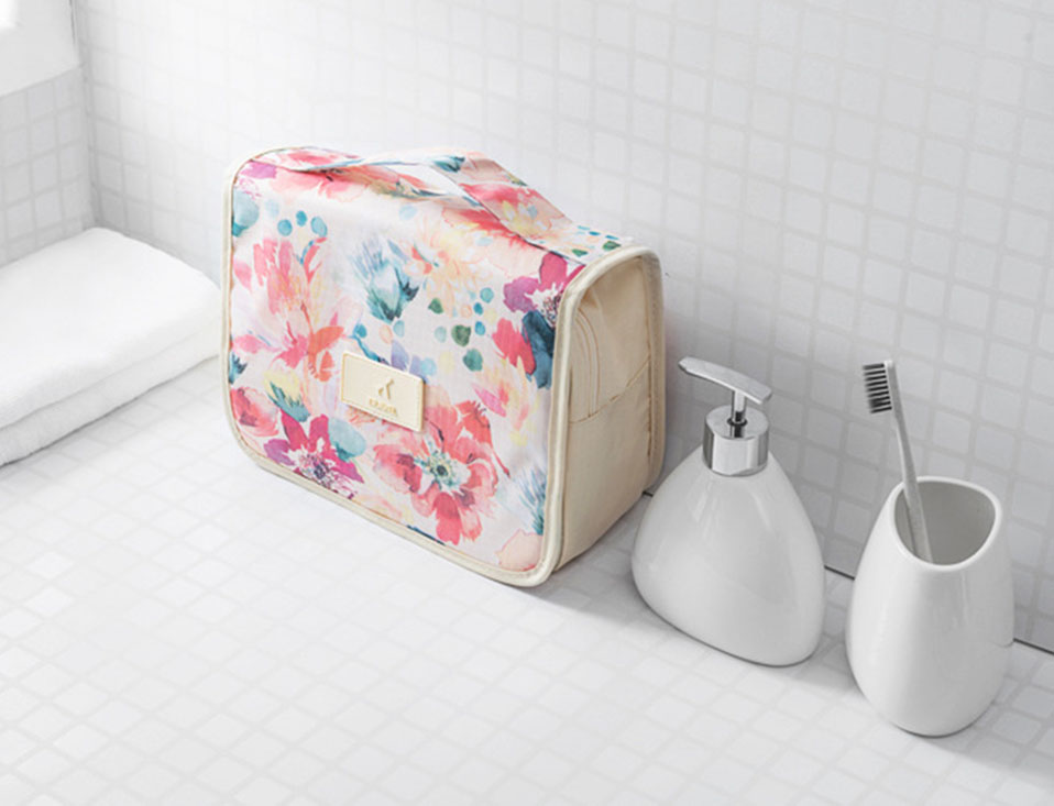 Women Travel organizer large Capacity Cosmetic Bag Waterproof Make up bag Men Bathroom Toiletry Hanging storage Bags             (8)