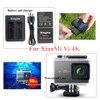 Original KingMa Xiaomi Yi 4K 2 60M Diving Waterproof Case XiaoYi II Sports Camera Waterproof Box