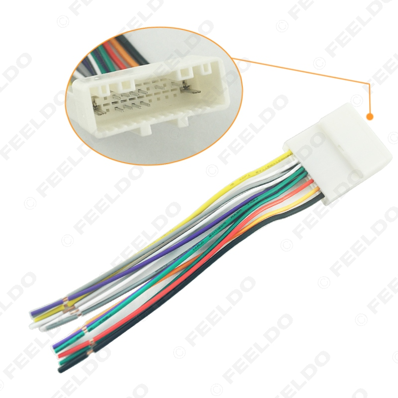 online get cheap subaru wiring harness aliexpress com alibaba group 12pin car audio stereo wiring harness adapter for nissan subaru infiniti install aftermarket cd
