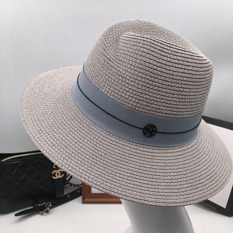 Chapeau d'été pliable style britan ...