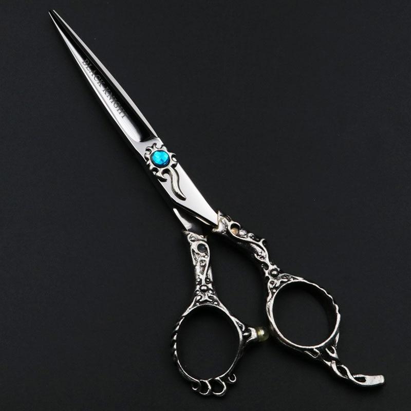6 inch salon special hairdressing scissors hairdresser professional modeling tools barber scissors set Sapphire models