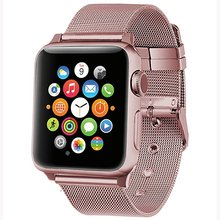 Milanese Mesh Bracelet For Apple Watch