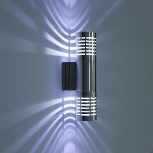 Image 2 - 현대 led 벽 조명 벽 램프 sconces 위아래로 홀 침실 복도 램프 화장실 욕실 장식에 대 한 led 벽 램프