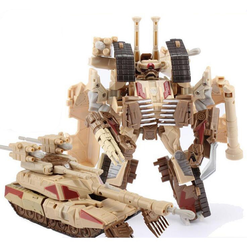 Anime Transformation tank robot Toys action figure Movie 4 Robot Cars Deformation of the tank Toy Model Kids Boys Toys Gifts 5 type interstellar series transformation set deformation robot building block toy action minifigures kids toys susengo