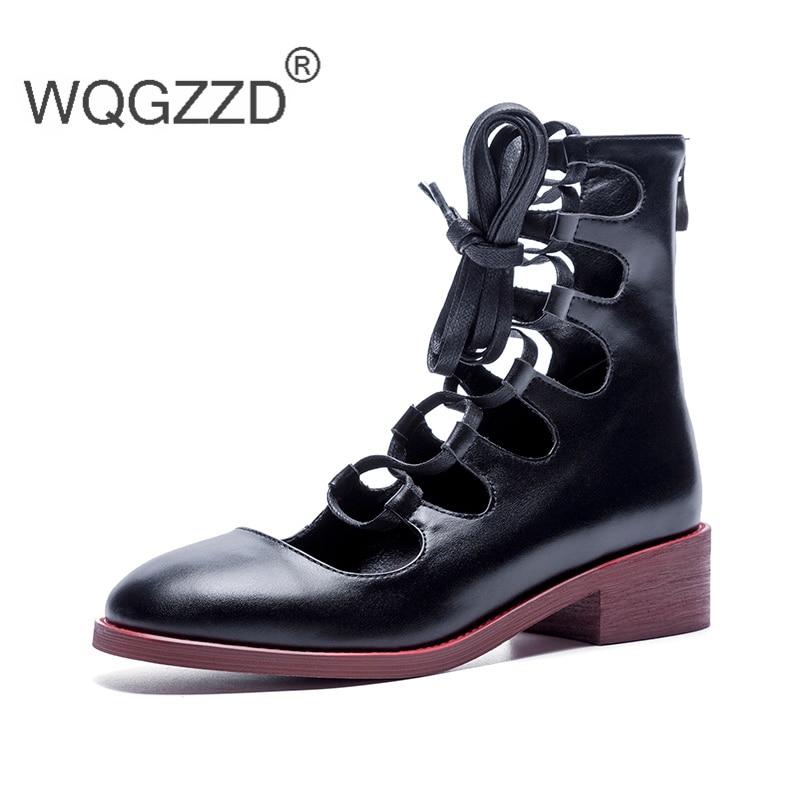 Mocassins Cuir Marque Chaussures Luxe Rond Plates Vache attaché Oxford Mujer Zapatos De Croix Occasionnels red Black Femmes Bout En X8xR8qAn