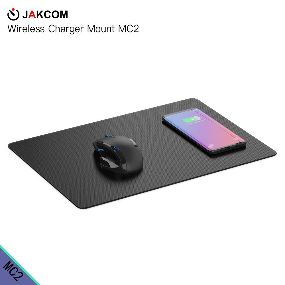 JAKCOM MC2 Wireless <font><b>Mouse</b></font> Pad Charger Hot sale in Chargers as htrc portable phone battery charger carica batterie <font><b>18650</b></font> image