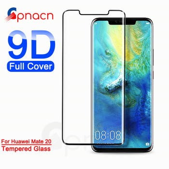 9D Tempered Glass on the For Huawei Mate 20 10 Pro 20X 9 Lite Screen Protector For Huawei P Smart Protective Glass Film Case Phone Screen Protectors
