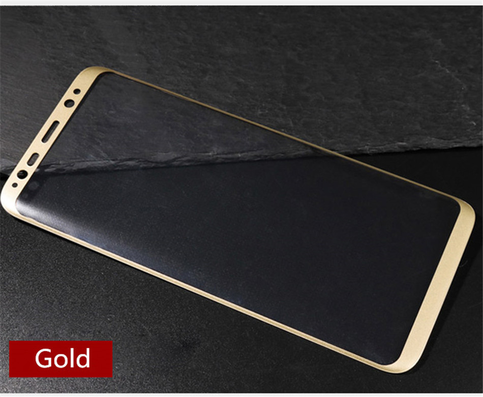 Galaxy S8 S8 plus 9H Full Screen protector film