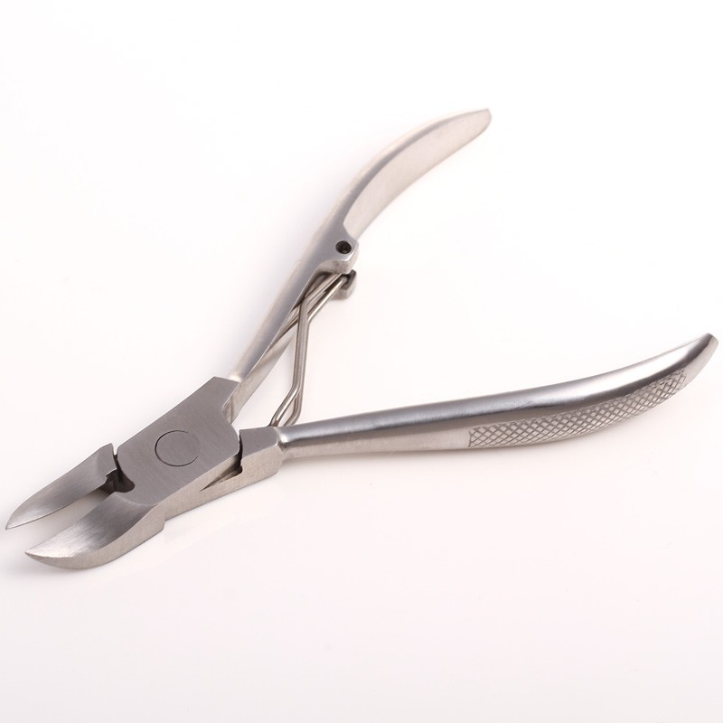 Sale stainless steel nail clippers adult Dead skin scissors peeling ...