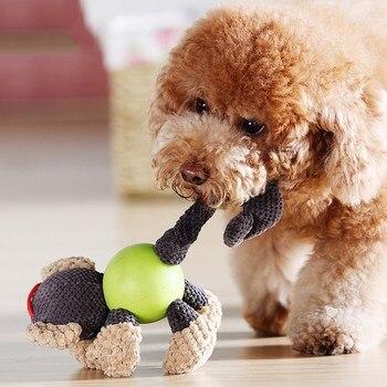 Corduroy Animals dog and cat pet toys