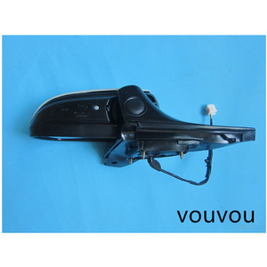 Image 3 - 1 Car set L and R body parts 69 12Z 18Z door rear view mirror for Mazda 323 family protege BJ 1998 2005
