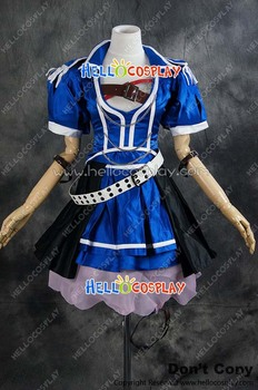 Vocaloid 2  Project Diva Meiko Sakine Outfit Cosplay Costume H008