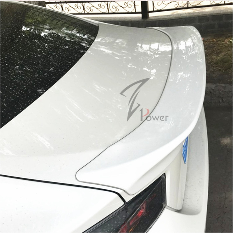 For Toyota GT86 BRZ Spoiler Wing 2013-2017 For GT86/ Subaru BRZ Primer and paint color car Spoiler TRD style ABS material цена