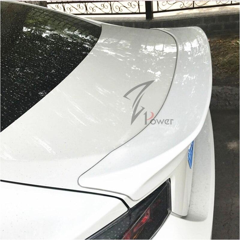 Pour Toyota GT86 BRZ aileron aile 2013-2017 pour GT86/Subaru BRZ apprêt et peinture couleur voiture Spoiler TRD style ABS matériel